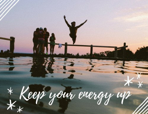 Keep your energy up